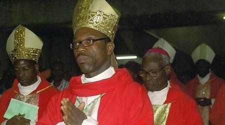 Mgr. Jean Salomon Lézoutié