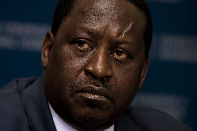 Raila Odinga's coalition demands recount as rival Uhuru Kenyatta takes lead