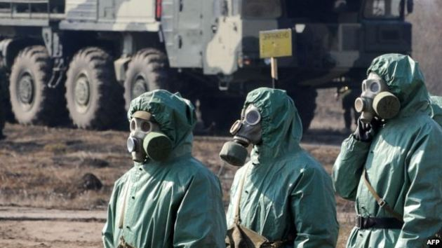 sarin-gas-protection