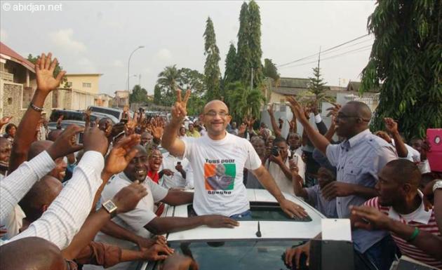 M. Gbagbo