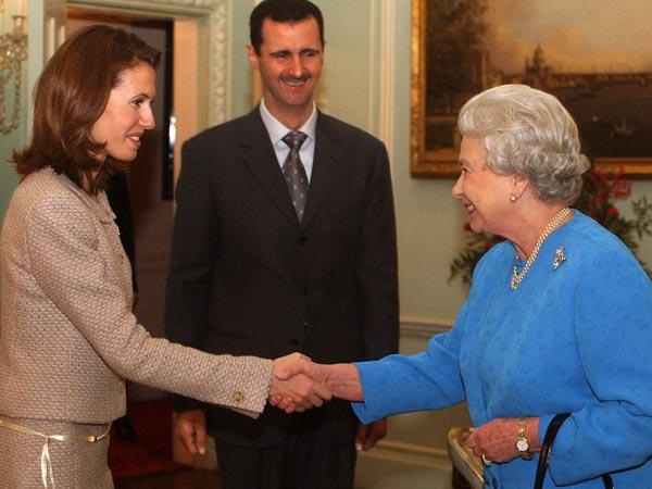 BRITAIN SYRIA