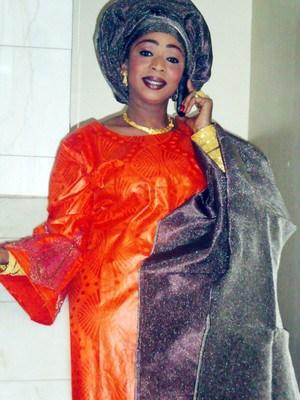 Babani Koné, chanteuse malienne et grande annonceuse des produits de dépigmentation