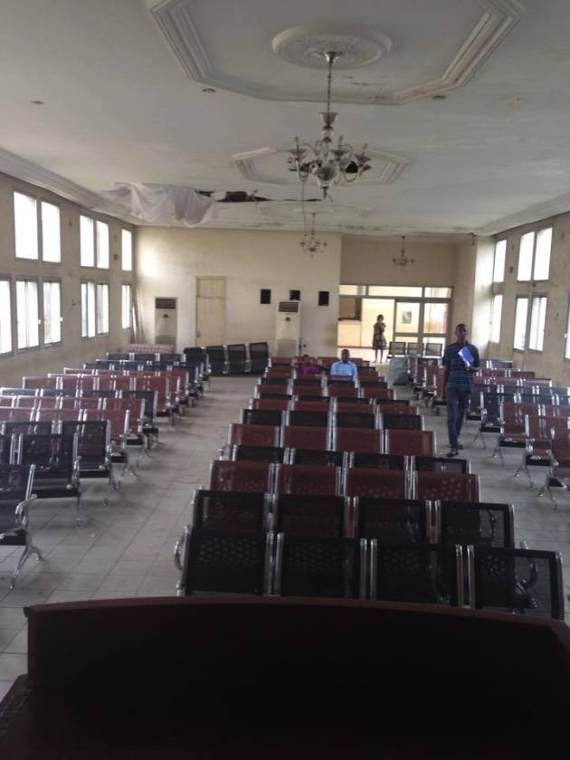 Salle de mariage Abobo