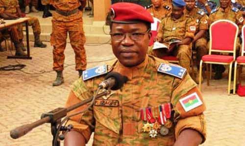 le chef d'état-major général des armées burkinabè, le Général Pingrenoma Zagré