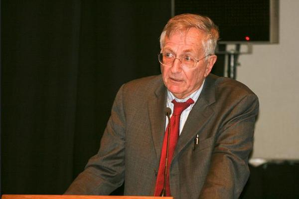 Journalist Seymour Hersh writes in the London Review of Books that the Obama administration's Syria policy has sparked dissent at the Pentagon. File photo by Giorgio Montersino/Flickr