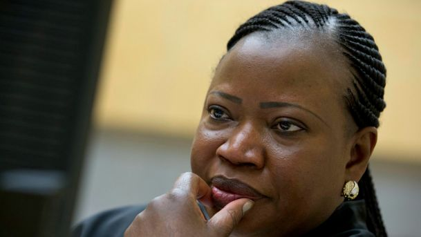 Fatou bensouda was minister of justice of dictator Yaya Jammeh of Gambia. Talk about credibility!