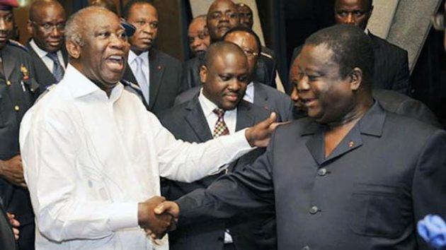 Gbagbo-Bedie